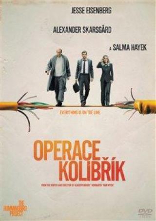 Operace kolibřík [DVD]